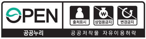 Korea Open Government License